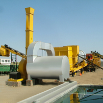 Asphalt Batch Mix Plant Manufacturer, Exporter