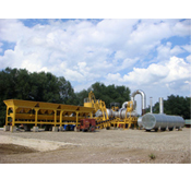 Asphalt Batching Plant for Construction